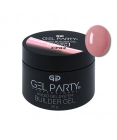 بیلدر ژل 30g پارتی ژل GEL PARTY COVER PEACH