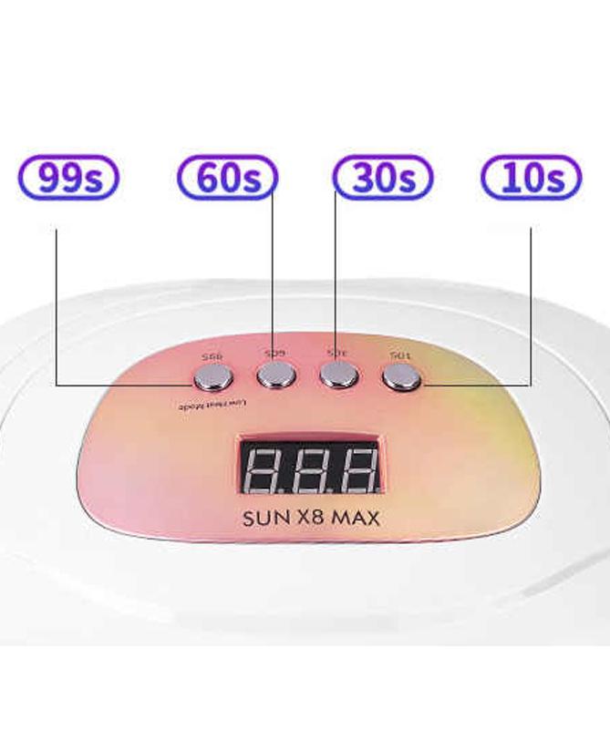 دکمه ها و صفحه یو وی ال ای دی سان ایکس 5 SUN X5 PLUS