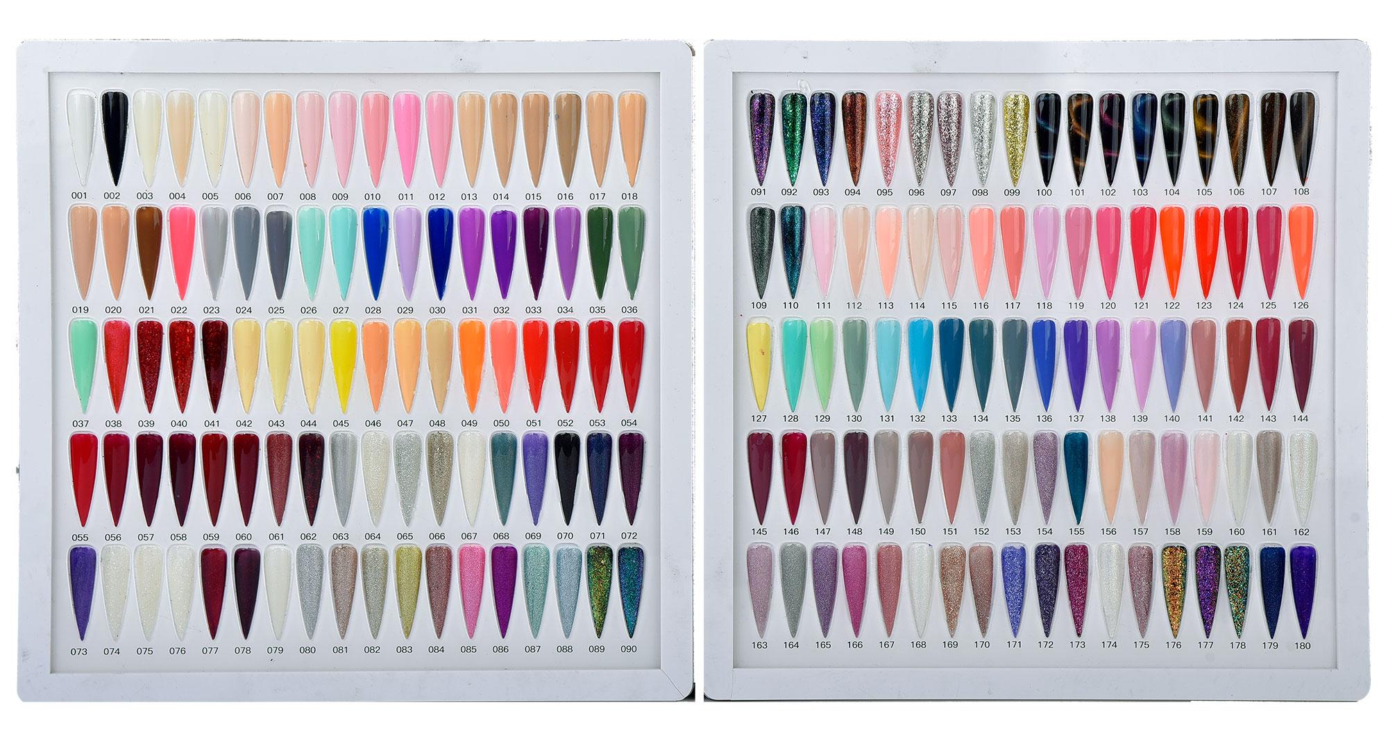 کالیته رنگ لاک ژل پرو لاکچری PRO LUXURY