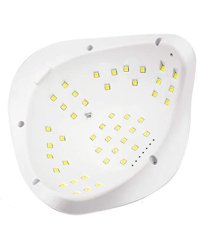 تعداد، قدرت و مدل لامپ دستگاه UV - LED SUN X5 MAX