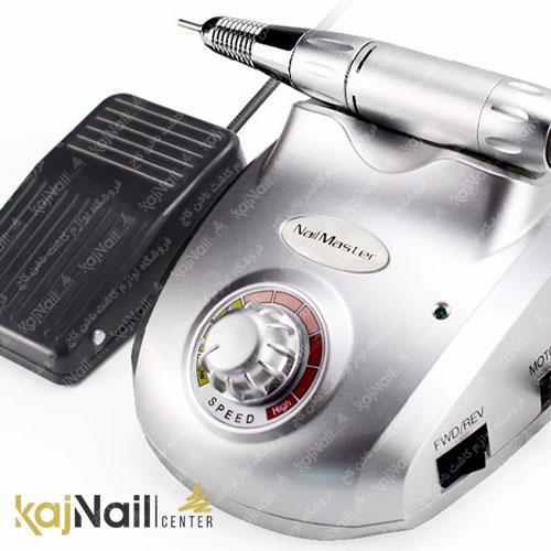 نمای جلوی سوهان برقی nail master 603
