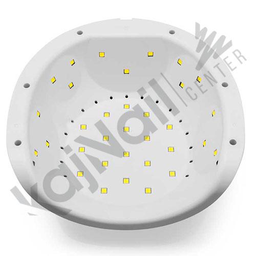 قدرت لامپ یو وی ال ای دی استار STAR 5