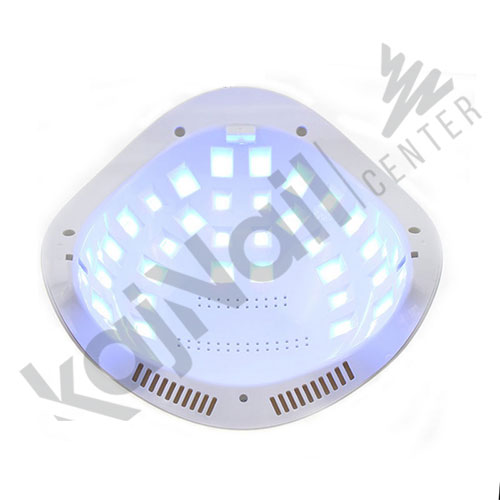 قدرت لامپ یو وی ال ای دی سان 60 وات