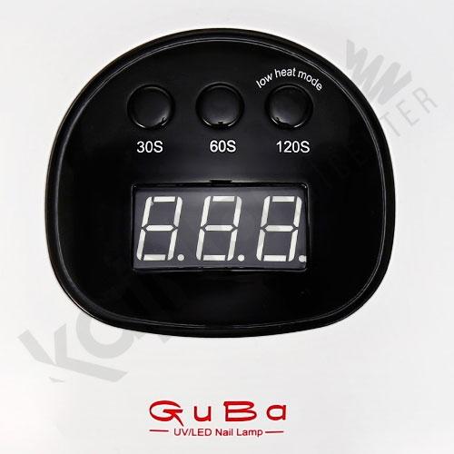 دکمه ها و صفحه یو وی ال ای دی گوبا GUBA ONE
