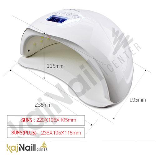 دستگاه یو وی ال ای دی سان SUN UV - LED 5