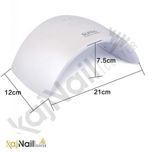 دستگاه یو وی ال ای دی سان SUN UV - LED 9c