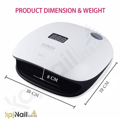 دستگاه یو وی ال ای دی سان SUN UV - LED 4